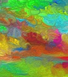 ED 0085 - Abstrato Multicolorido 01