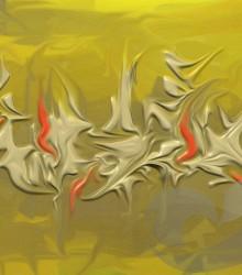 ED 0207 - Abstrato Alto Relevo 012