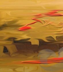 ED 0210 - Abstrato Alto Relevo 015