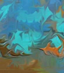 ED 0214 - Abstrato Alto Relevo 019