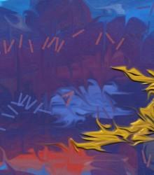 ED 0218 - Abstrato Alto Relevo 023