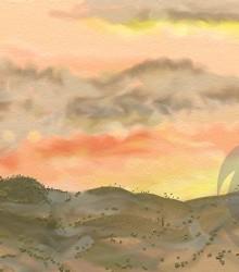 ED 0237 - Pôr do Sol em Minas Gerais